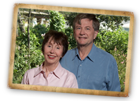 Houston Marriage Couples Counselor Peggy Halyard  and her husband Doug